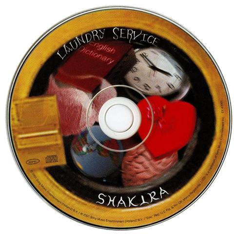 Shakira en Venezuela: DISCOS